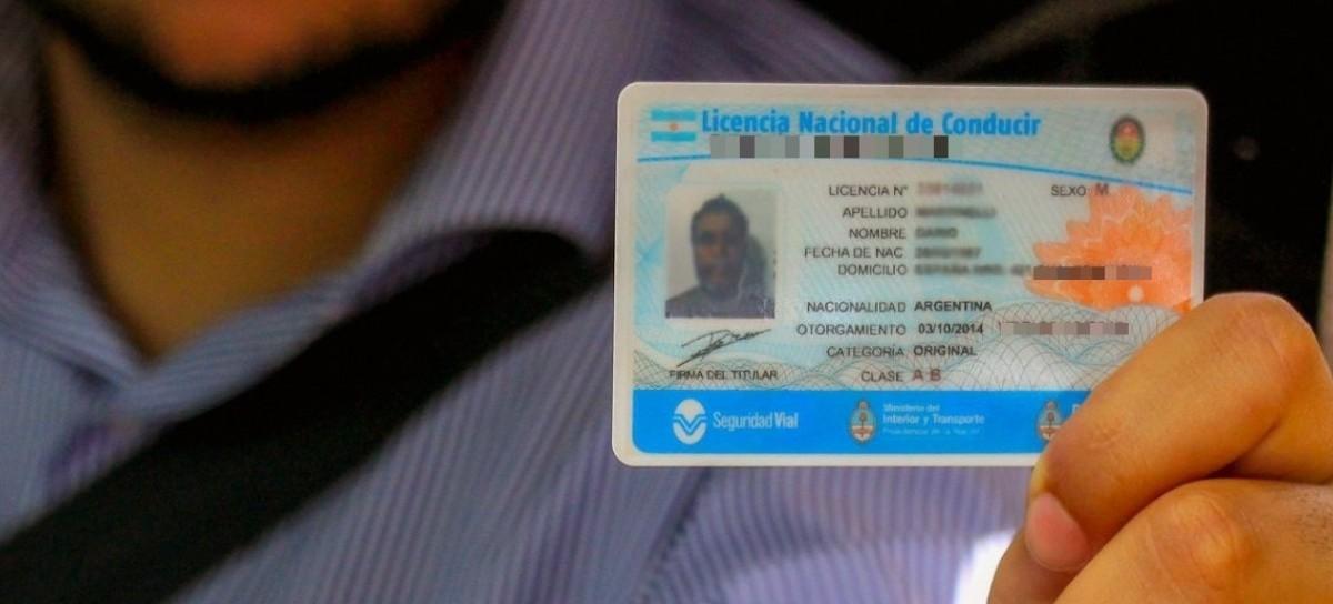Mar del Plata: por conflicto municipal, las licencias de conducir tienen diez días más de validez