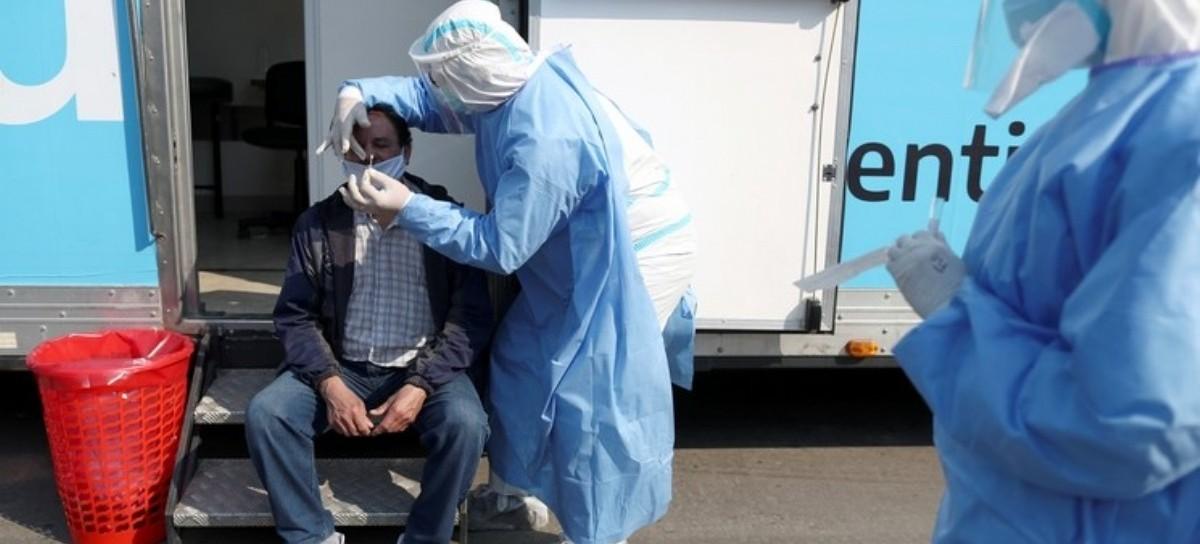 13-11-2020 // Coronavirus: el Gobierno nacional confirmó 264 muertes y 11.859 nuevos contagios