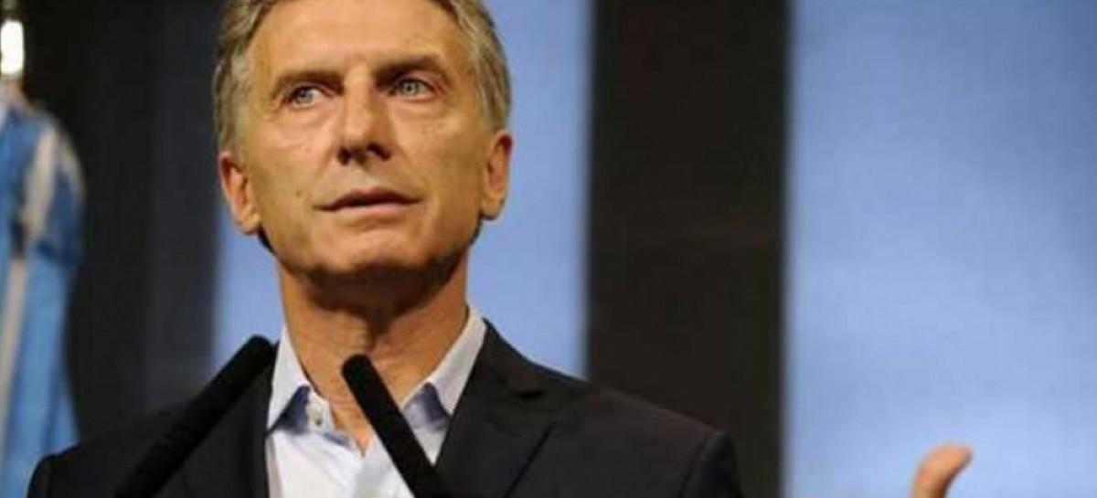 """El Paro Nacional y la visión de Macri: """"Los dirigentes sindicales no contribuyen en nada"""""""