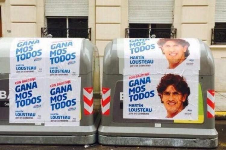 CABA: Por la campaña, las calles están más sucias que nunca.