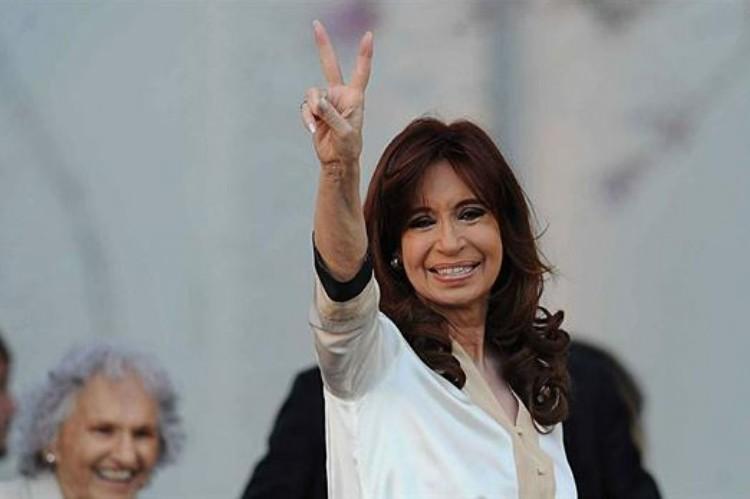 Dólar futuro: Cristina Kirchner irá a juicio oral por primera vez. Cristina Fernández.