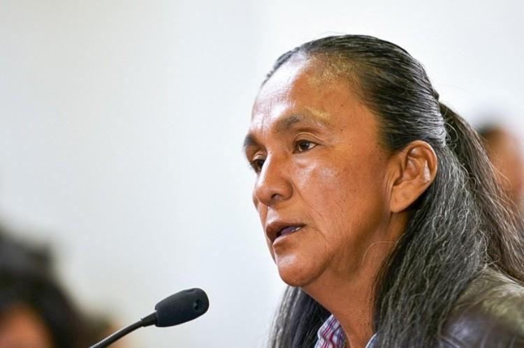A Milagro Sala le dieron prisión domiciliaria y estalló Morales.