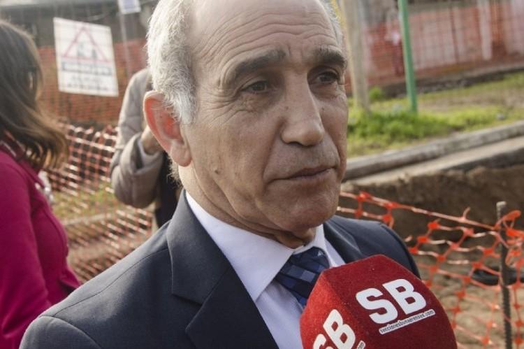 """Los radicales bonaerenses, preocupados porque """"Elisa Carrió pelea más espacios que Daniel Salvador"""". Daniel Salvador."""