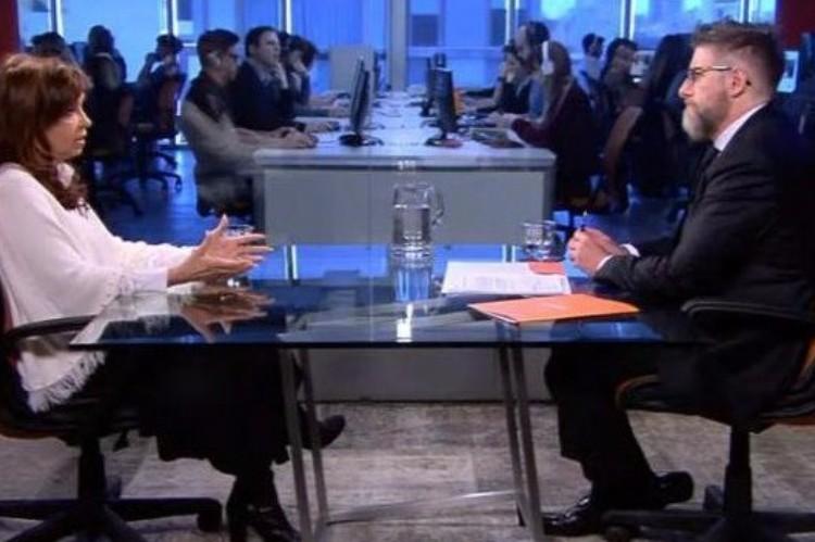 La entrevista a CFK y las audiencias atrincheradas