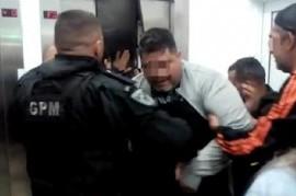 Santa Teresita: la Policía rescató a seis personas encerradas en el ascensor de un hotel