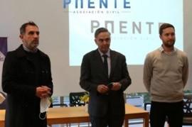 Con fuerte respaldo a PUENTE, Miguel Pichetto volvió a La Plata para bendecir a un candidato