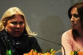 """""""La dejaron sola"""": Elisa Carrió dice que los bonaerenses hicieron eso con la gobernadora Vidal"""