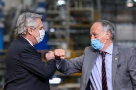 En el Día de la Industria, el presidente Fernández anunció medidas económicas para el sector
