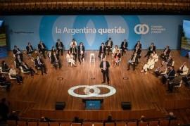 """En el lanzamiento del Consejo Económico y Social, el presidente pidió una """"sociedad más justa"""""""