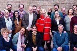 Elisa Carrió también piensa en 2019: con sus referentes bonaerenses trabaja en posibles candidaturas