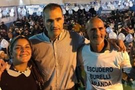 Interna del Frente de Todos en La Plata: Escudero recibió el apoyo de los movimientos sociales