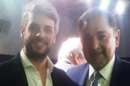 """Juan Ignacio Martínez Ayerra: """"El gobernador Urtubey es una alternativa de unidad nacional"""""""