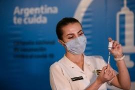 Casi el 40% de mayores de 18 años ya recibió la primera dosis de la vacuna contra el Coronavirus