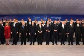 Israel: el presidente Fernández participó de la cena de bienvenida ofrecida por su colega Rivlin