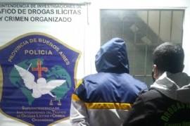 La Plata: distribuía droga, pero se hacía pasar por remisero