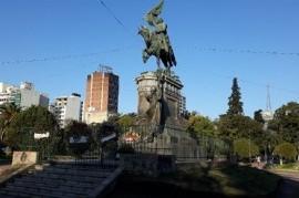 Los Masones de La Plata y el Club Universitario, los únicos que se acordaron de San Martín