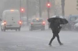 Alerta por tormentas fuertes en la región