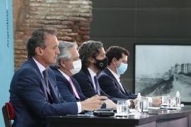 30 obras en 12 provincias por 12.887 millones de pesos: el ambicioso plan inaugurado por Fernández