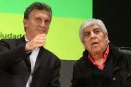 """Moyano tiene ganas de prestarle un camión a Macri para que pueda """"rajarse"""""""