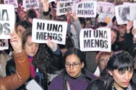 """La violencia contra las mujeres no se detiene pese a tantos esfuerzos del grito: """"Ni una Menos"""""""