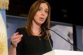 """Poco más del 50 por ciento de los bonaerenses considera que la gestión Vidal es """"mala"""" o """"muy mala"""""""