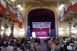 """UCR: realizan en Capital Federal la """"Convención Nacional de la militancia"""""""