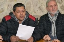 """Un sindicalista fue a una reunión y se encontró con Miguel Pichetto: """"Me engañaron"""", dijo, y se fue"""