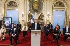 El presidente Alberto Fernández presentó en sociedad la reforma judicial