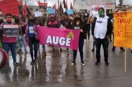 """Realizaron jornada de reclamo por la aparición de Facundo Astudillo Castro: """"Ser joven no es delito"""""""