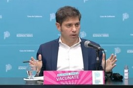 El Gobierno bonaerense acordó la compra de 10 millones de vacunas anti Coronavirus