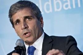 Luis Caputo pegó el portazo: renunció a la presidencia del Banco Central