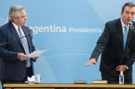 Martín Soria juró ante el presidente Fernández como ministro de Justicia
