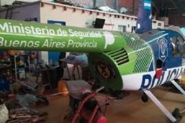 Fin al misterio del helicóptero de la Policía bonaerense hallado en Paraguay