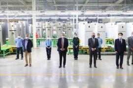 El Gobierno nacional anunció líneas de financiamiento para empresas y de compra de electrodomésticos