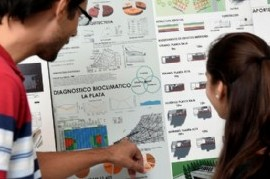 Universidad de La Plata: con la aplicación de algoritmos, diseñan edificios que ahorran energía