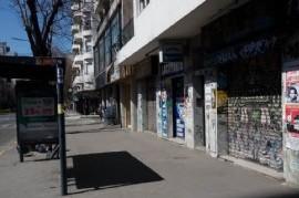 """Paro Nacional: fue notorio el """"cambio de ritmo"""" en la ciudad de La Plata"""