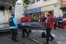 Estuvo con Scioli y con Rodríguez Larreta sigue empeorando: culpó a un muerto de su propia muerte