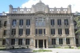 La Plata: el presidente Alberto Fernández dictó una clase a estudiantes del Colegio Nacional