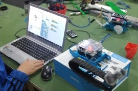 Niños de entre 7 y 14 años de edad encabezarán una muestra abierta de robótica