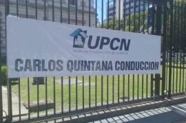 """Carlos Quintana, en el primer día de Axel Kicillof en Gobernación, quiso """"marcar territorio"""""""