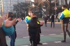 La Plata en riesgo: por un conflicto, la Guardia Urbana de Prevención no hizo controles en accesos