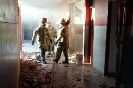 Tragedia por explosión de una estufa en escuela de Moreno: murieron la vicedirectora y un portero