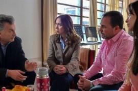 El presidente Mauricio Macri viajó sorpresivamente a La Plata para visitar un centro asistencial