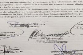 Seis diputados bonaerenses de la oposición se declararon contra la legalización de UBER en Provincia