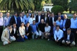 Pasó desapercibido: Macri usó la quinta presidencial de Olivos para una cumbre partidaria