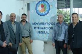 El Partido Movimiento de Integración Federal hizo su presentación en La Plata