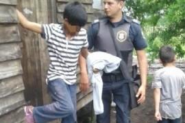 """Florencio Varela: rescataron de una precaria casa a cinco chicos """"en estado de abandono"""""""