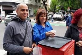 """La ministra Bullrich vinculó al """"Pata"""" Medina con un lavador de dinero: un juez federal la desmintió"""