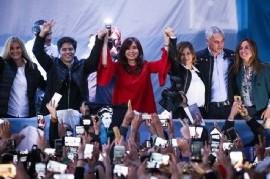 Candidatos de La Plata, Berisso y Ensenada, optimistas con el acto de Cristina Fernández de Kirchner