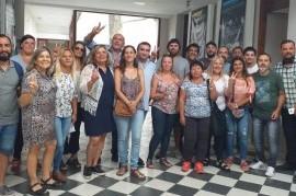 """Ensenada: se firmó en el Concejo Deliberante el programa """"Argentina Unida por Educación y Trabajo"""""""